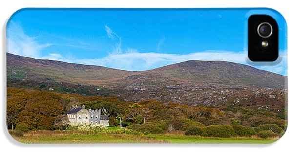 Social History iPhone 5 Cases - Derrynane House The Home Of Daniel iPhone 5 Case by Panoramic Images