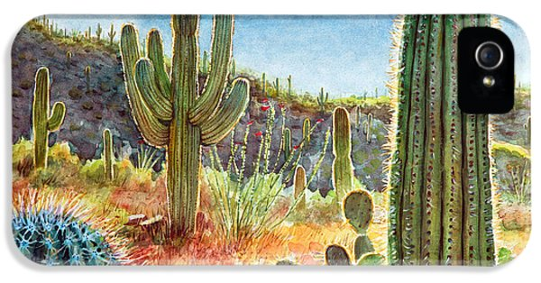 Desert Beauty IPhone 5 / 5s Case by Frank Robert Dixon