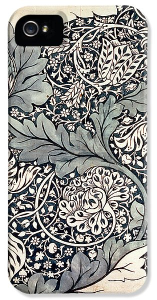 Arts And Crafts Movement iPhone 5 Cases - Design for Avon Chintz iPhone 5 Case by William Morris