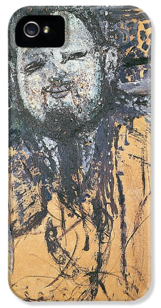 Mexican iPhone 5 Cases - Diego Rivera 1886-1957 1916 Oil On Canvas iPhone 5 Case by Amedeo Modigliani