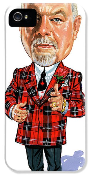 Art iPhone 5 Cases - Don Cherry iPhone 5 Case by Art