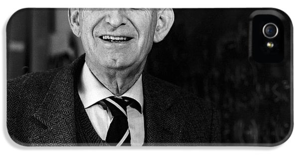 Donald Lynden-bell IPhone 5 / 5s Case by Lucinda Douglas-menzies