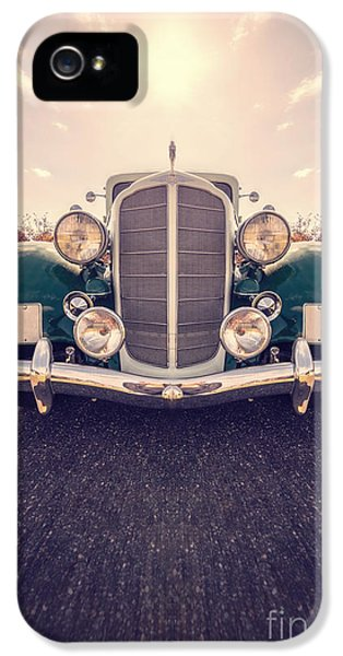 Car iPhone 5 Cases - Dream Car iPhone 5 Case by Edward Fielding