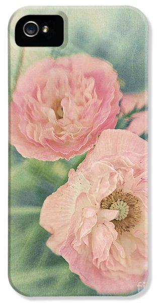 Lensbaby iPhone 5 Cases - Pastel  iPhone 5 Case by Priska Wettstein