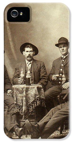 Drinking Buddies IPhone 5 / 5s Case by Jon Neidert