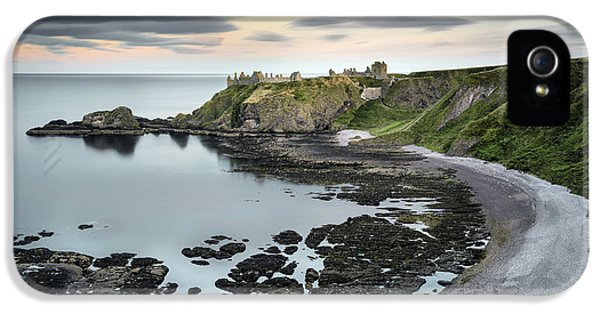 Strategic iPhone 5 Cases - Dunnottar Twilight iPhone 5 Case by Dave Bowman