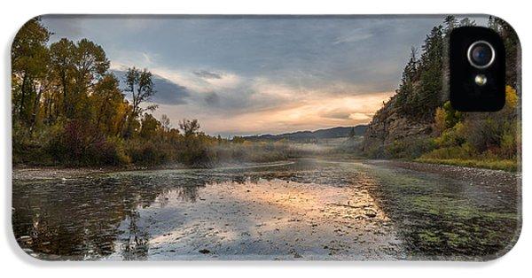 East Idaho Autumn IPhone 5 / 5s Case by Leland D Howard