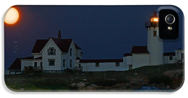 The Foghorn iPhone 5 Cases - Eastern Point 04 iPhone 5 Case by Jeff Stallard