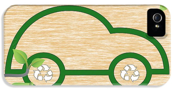 Eco iPhone 5 Cases - Eco Collection iPhone 5 Case by Marvin Blaine