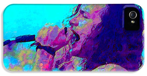 Eddie Vedder IPhone 5 / 5s Case by John Travisano