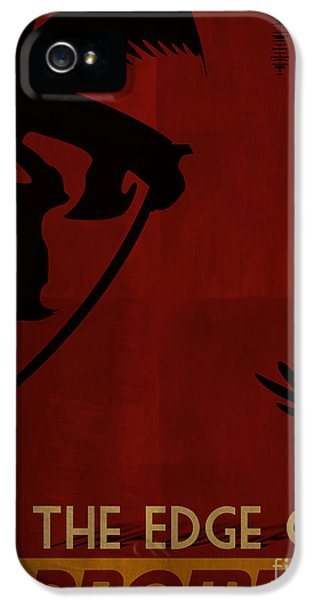 Scifi iPhone 5 Cases - Edge of Andromeda iPhone 5 Case by Cinema Photography