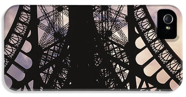 Fabrication iPhone 5 Cases - Eiffel Tower Paris France iPhone 5 Case by Panoramic Images