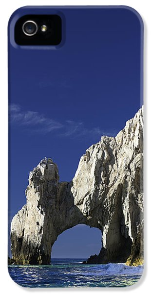 Wall iPhone 5 Cases - El Arco iPhone 5 Case by Sebastian Musial