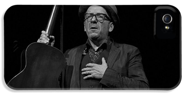 Elvis Costello IPhone 5 / 5s Case by Jeff Ross