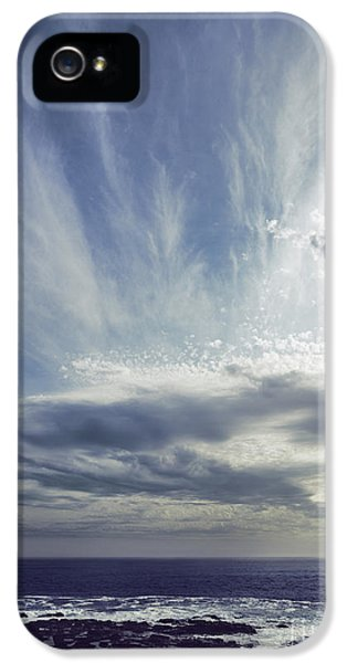 Skyscapes iPhone 5 Cases - Empyrean iPhone 5 Case by Andrew Paranavitana