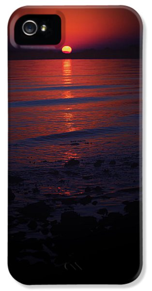 End Of Days iPhone 5 Cases - Ending Colors iPhone 5 Case by Karol  Livote