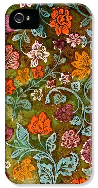 Cell iPhone 5 Cases - Endplate from a Turkish Book iPhone 5 Case by Turkish School