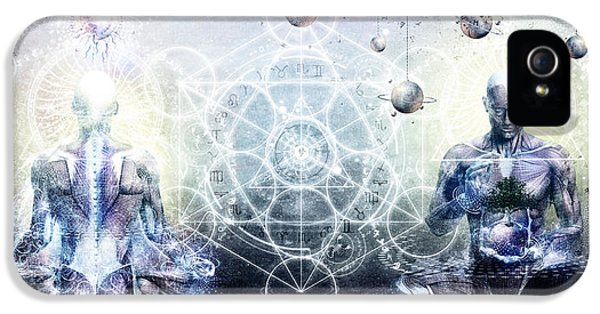 Spiritual iPhone 5 Cases - Experience So Lucid Discovery So Clear iPhone 5 Case by Cameron Gray