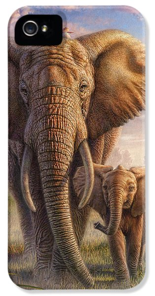 Family Stroll IPhone 5 / 5s Case by Phil Jaeger
