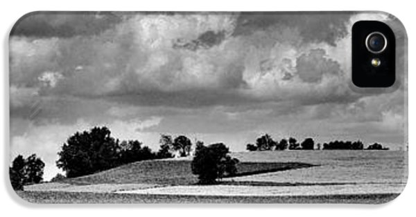 Loam iPhone 5 Cases - Farm Flow Vista - Canada iPhone 5 Case by Jeremy Hall