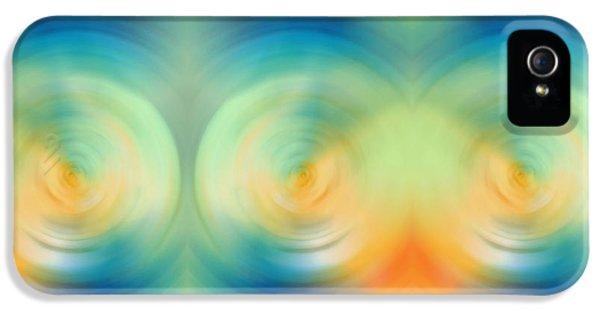 Energy iPhone 5 Cases - Feel Joy - Energy Art By Sharon Cummings iPhone 5 Case by Sharon Cummings