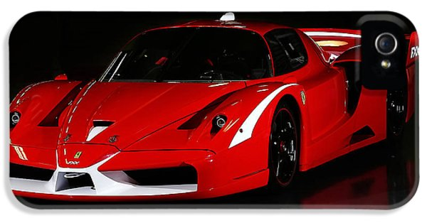 Ferrari F50 Beauty IPhone 5 / 5s Case by Marvin Blaine