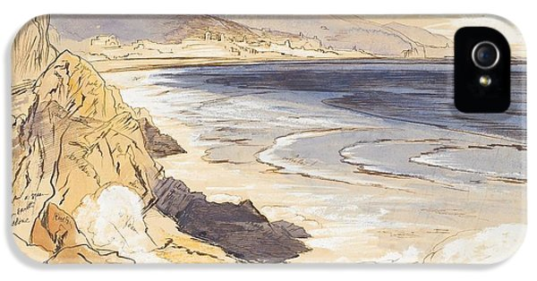Sea iPhone 5 Cases - Finale iPhone 5 Case by Edward Lear