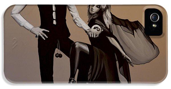 Idols iPhone 5 Cases - Fleetwood Mac Rumours iPhone 5 Case by Paul Meijering