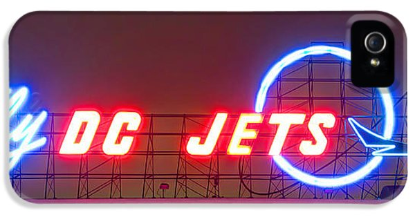Fly Dc Jets IPhone 5 / 5s Case by Heidi Smith