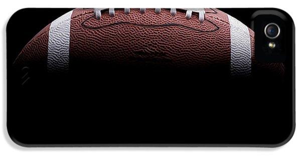 Football Painting IPhone 5 / 5s Case by Jon Neidert