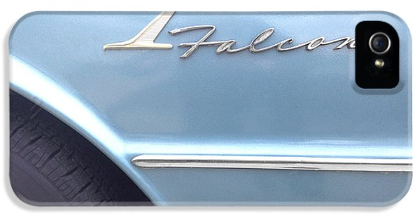 Ford Falcon 1961  IPhone 5 / 5s Case by Don Spenner