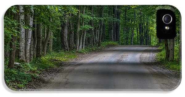Forest Road IPhone 5 / 5s Case by Sebastian Musial