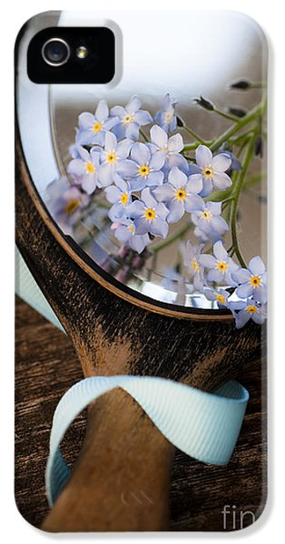 Forget Me Not IPhone 5 / 5s Case by Jan Bickerton