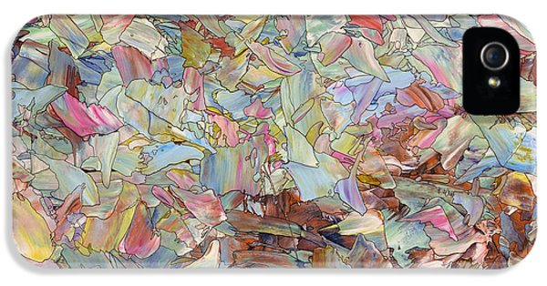 Fragmented Hill IPhone 5 / 5s Case by James W Johnson