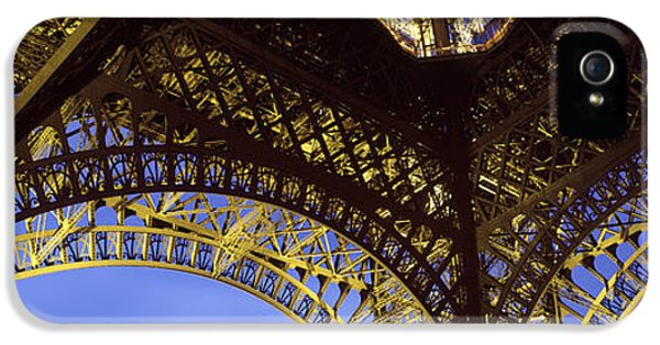 Fabrication iPhone 5 Cases - France, Paris, Eiffel Tower iPhone 5 Case by Panoramic Images