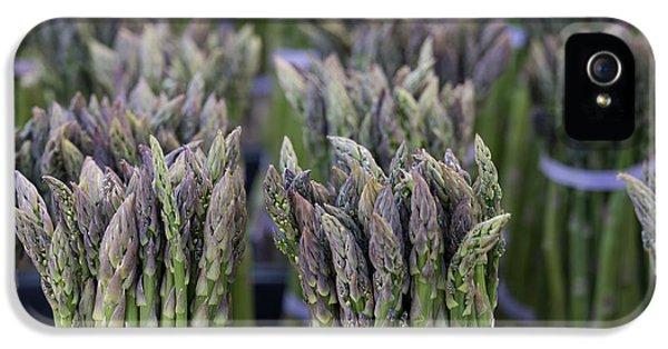 Fresh Asparagus IPhone 5 / 5s Case by Mike  Dawson