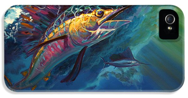 Fly iPhone 5 Cases - Full Sail iPhone 5 Case by Savlen Art