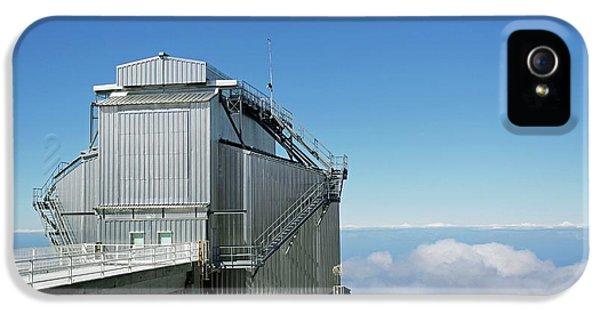 Galileo National Telescope IPhone 5 / 5s Case by Tony Craddock