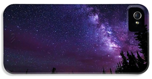 Astronomy iPhone 5 Cases - Gaze iPhone 5 Case by Chad Dutson
