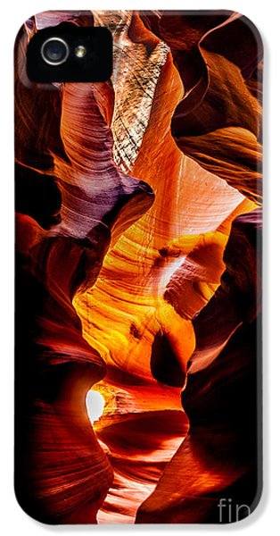 Wish iPhone 5 Cases - Genie In A Bottle iPhone 5 Case by Az Jackson
