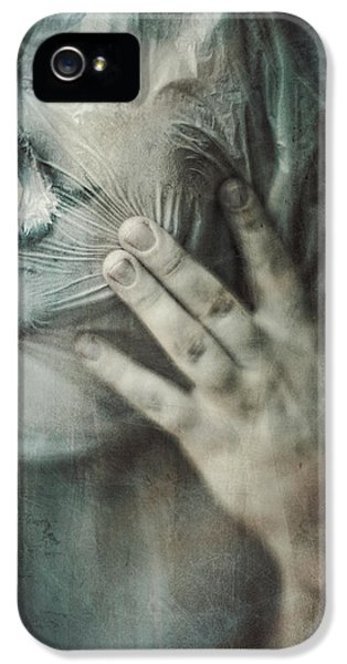 Horror iPhone 5 Cases - Ghosts.Echoes.SilentSounds. iPhone 5 Case by Joanna Jankowska