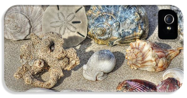 Gifts Of The Tides IPhone 5 / 5s Case by Benanne Stiens