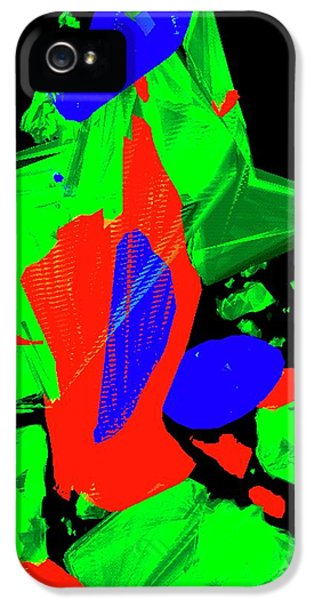 Glial Cells IPhone 5 / 5s Case by R. Bick, B. Poindexter, Ut Medical School