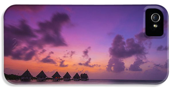 Glimpse Of Heaven IPhone 5 / 5s Case by Aaron S Bedell