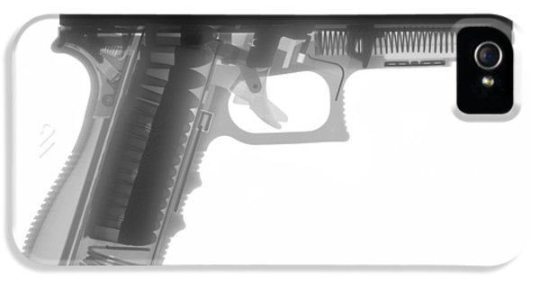 X-ray iPhone 5 Cases - Glock G17 iPhone 5 Case by Ray Gunz