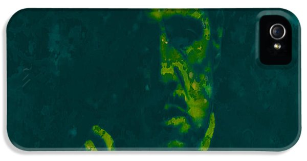 Albert S. Ruddy iPhone 5 Cases - Godfather  iPhone 5 Case by Brian Reaves