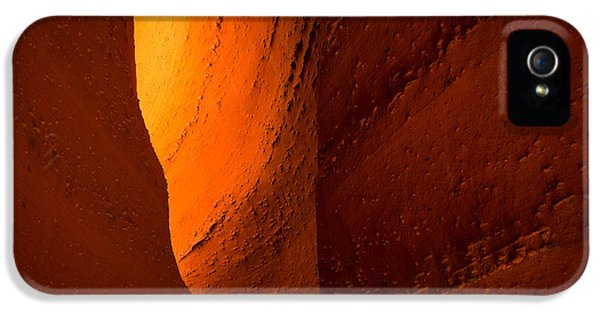 National Monuments iPhone 5 Cases - Gold iPhone 5 Case by Chad Dutson