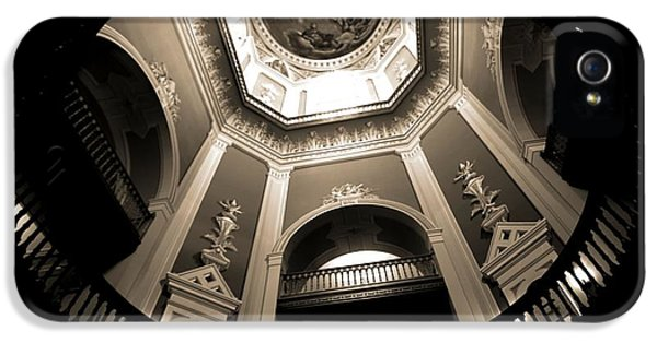 Golden Dome Ceiling IPhone 5 / 5s Case by Dan Sproul