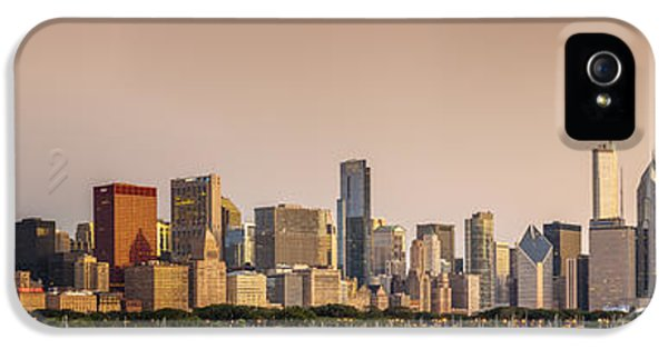 Good Morning Chicago IPhone 5 / 5s Case by Sebastian Musial