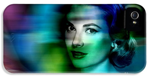 Grace Kelly IPhone 5 / 5s Case by Marvin Blaine